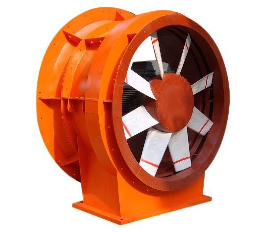 K、DK矿井节能风机